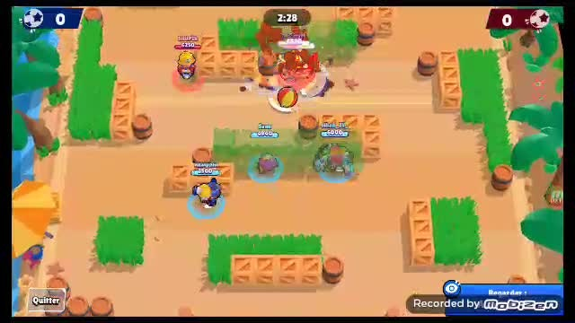 Brawl Stars: General - Epic goal with sandy video cover image 1