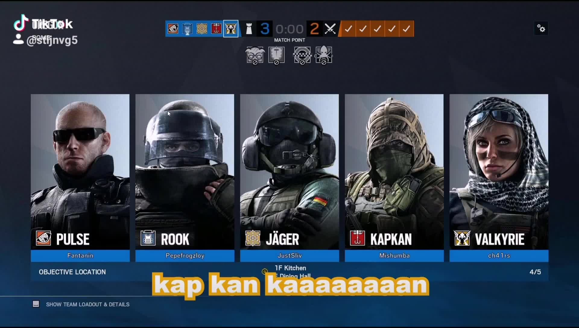 Rainbow Six: General - Kapkan video cover image 1