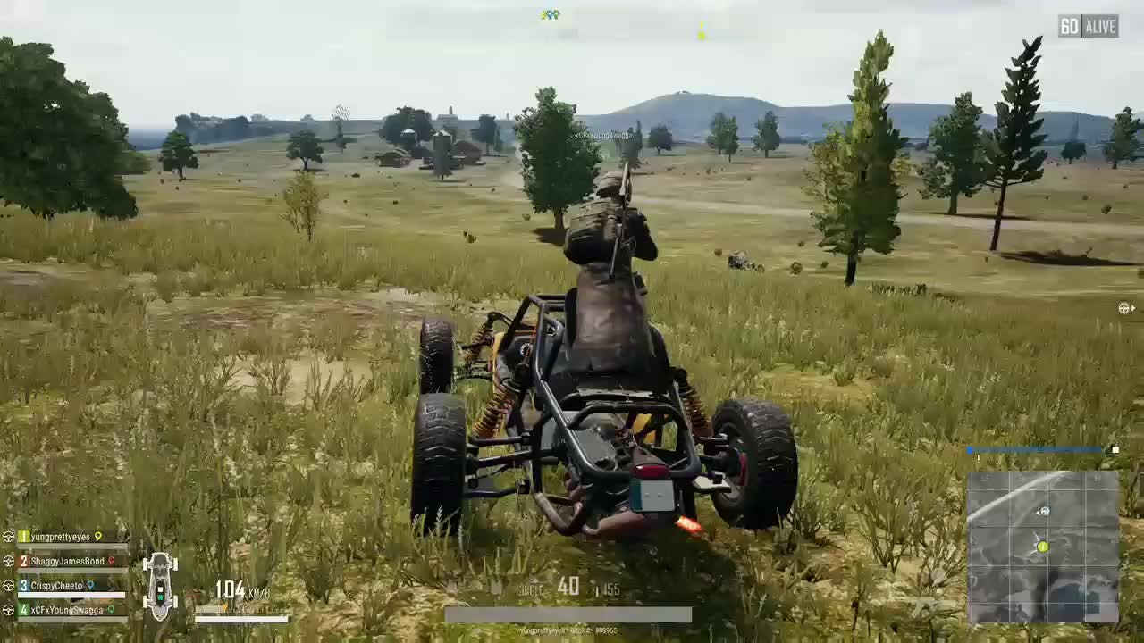 PUBG: General - Some old clips from the vault  video cover image 0