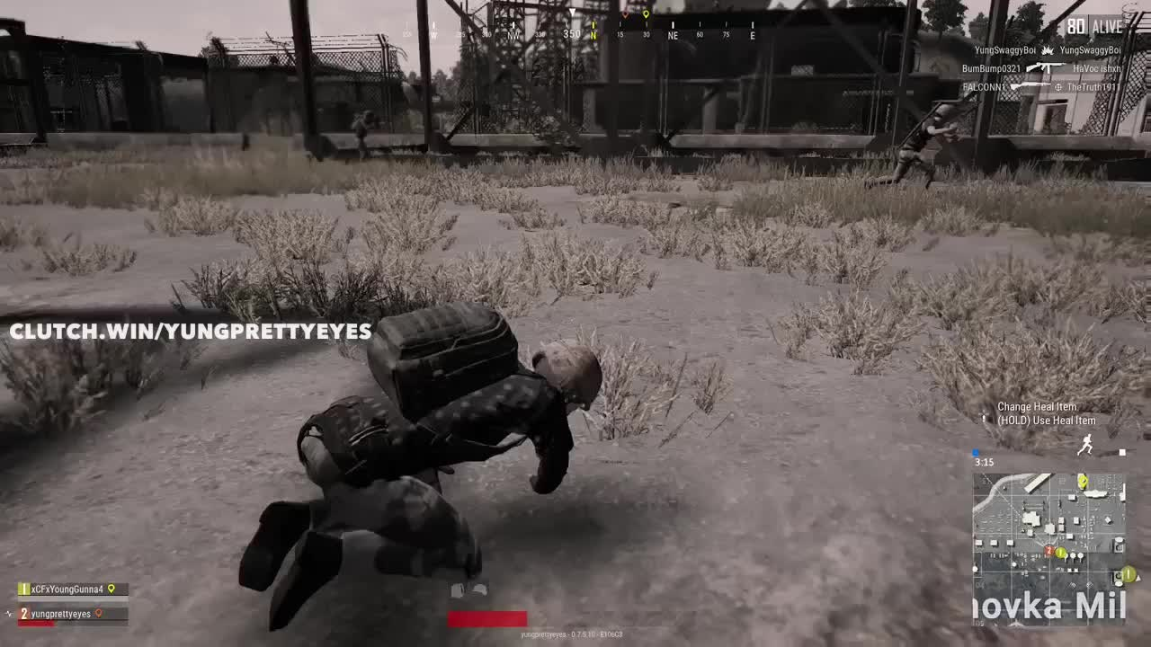 PUBG: General - Some old clips from the vault  video cover image 2