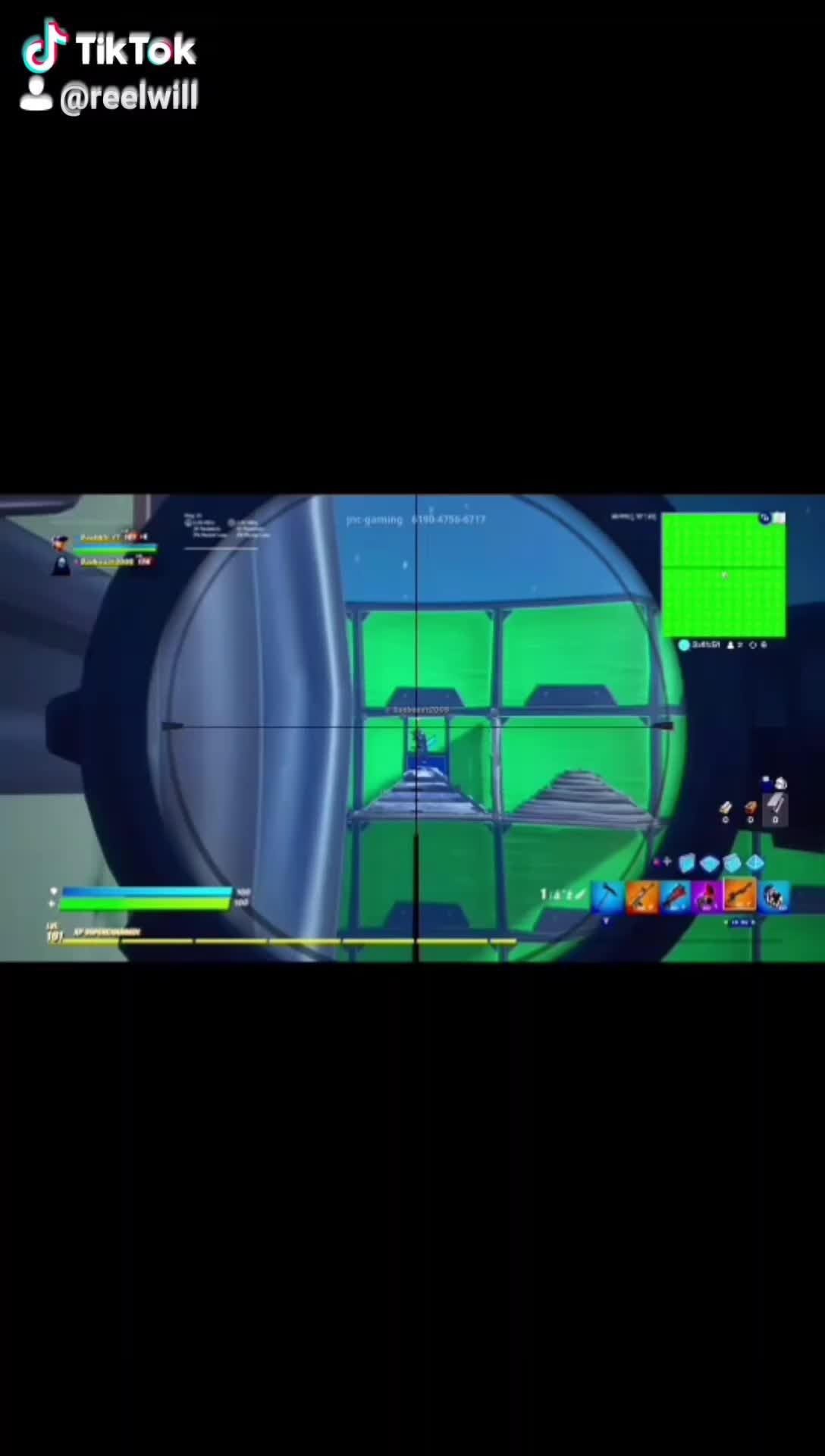 Fortnite: General - Sniper Montage video cover image 0