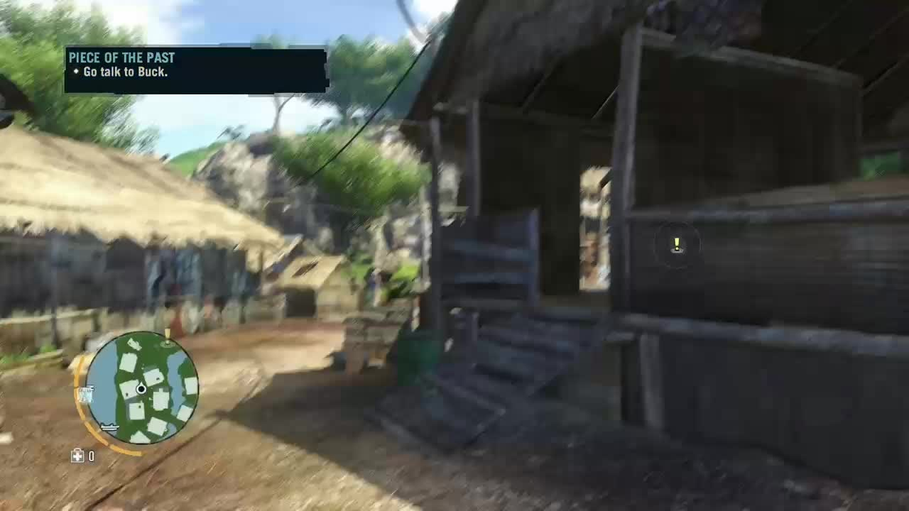 Far Cry: General - His name is buck, and he likes to f-  video cover image 0