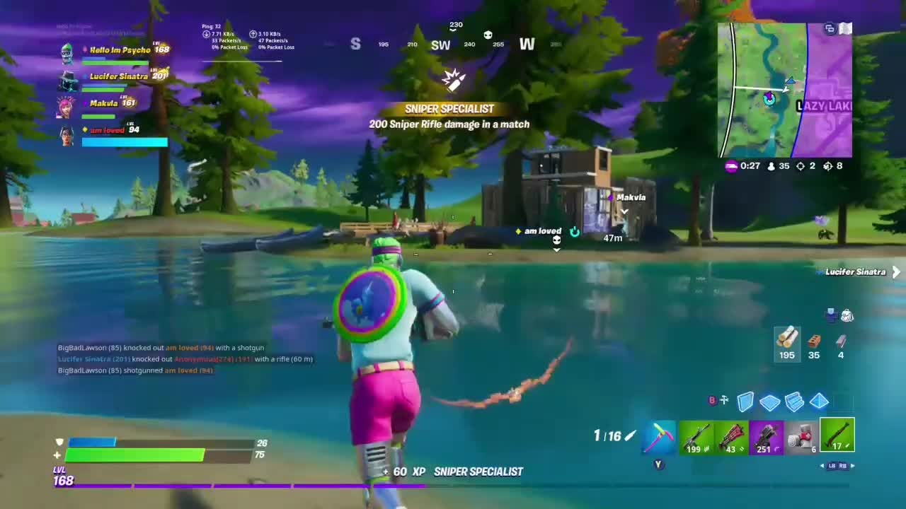 Fortnite: Battle Royale - Aimbot 🎯 video cover image 1