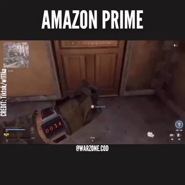 Call of Duty: Memes - AMAZON PRIME 😂 video cover image 0