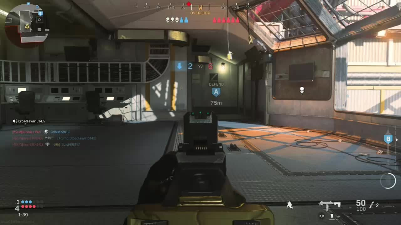 Call of Duty: General - Fun clip where i fuck up the clutch 😢 video cover image 0