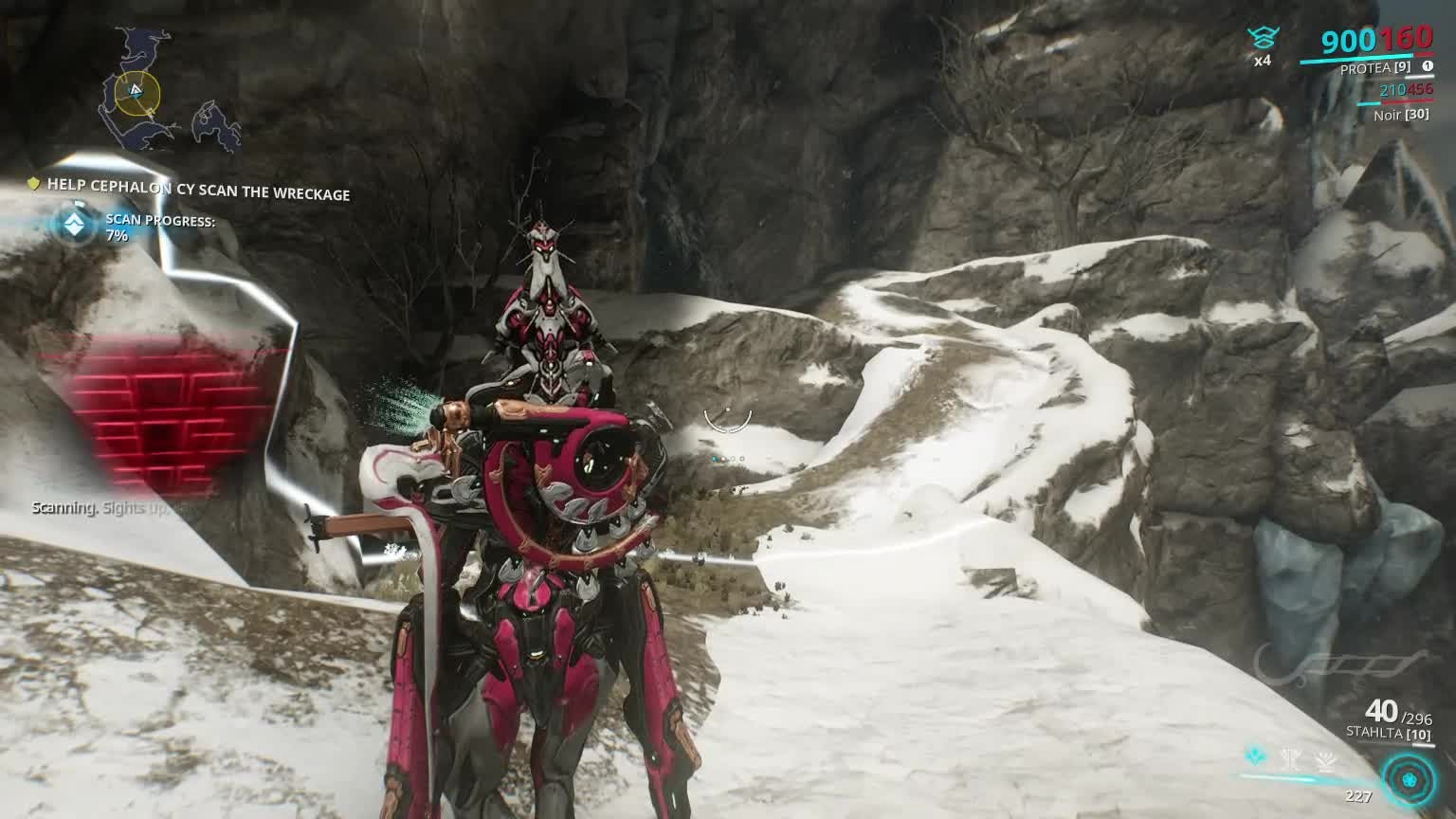 Warframe: General - Just testing my new video recording and editing software, just me being bad at Warframe. video cover image 0