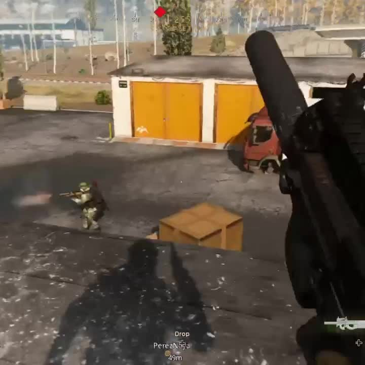 Call of Duty: General - World record: Team wiped in 1 second! video cover image 0