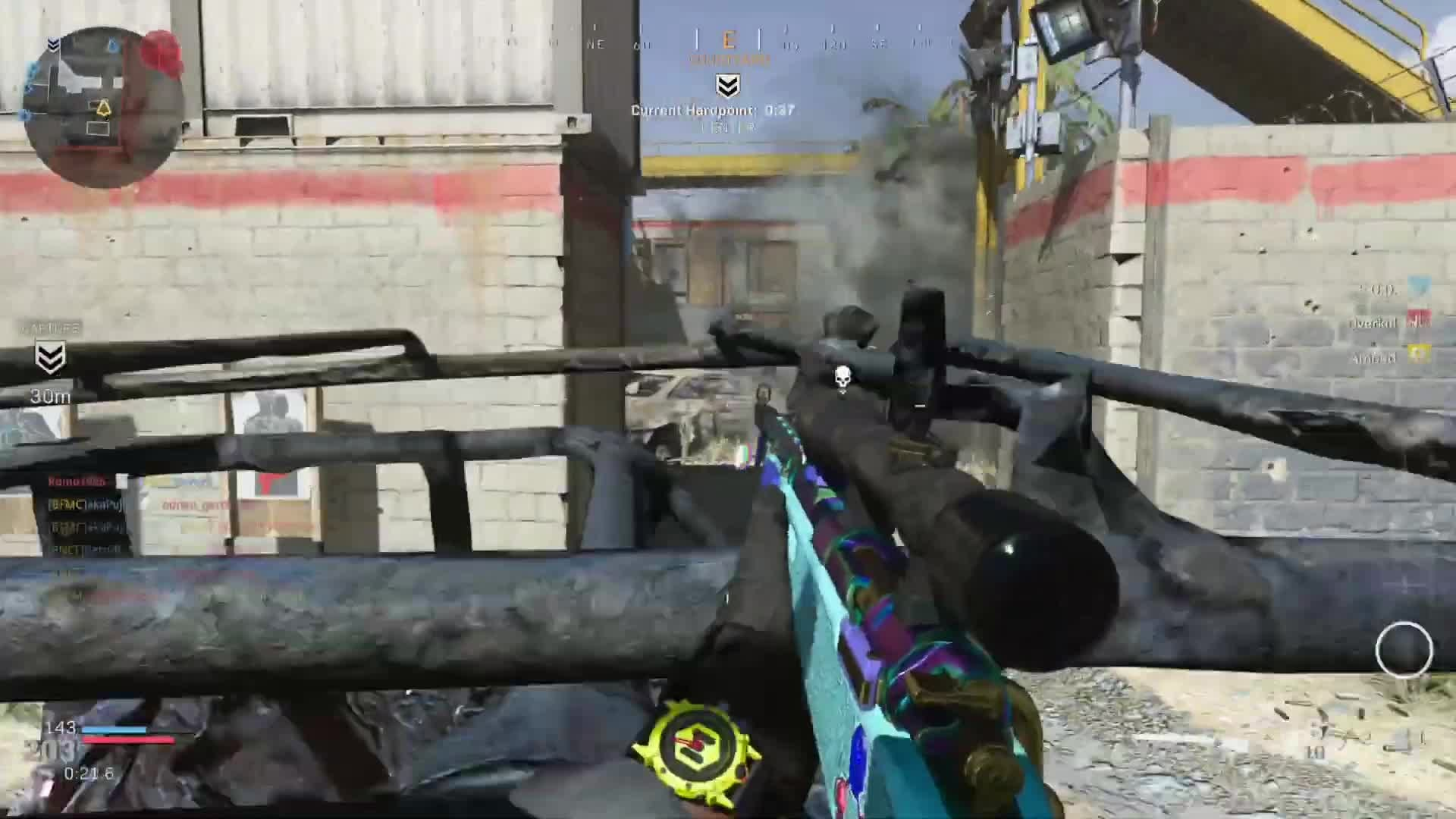 Call of Duty: Promotions - Been practicing with the kar, any tips on how to get better? video cover image 0