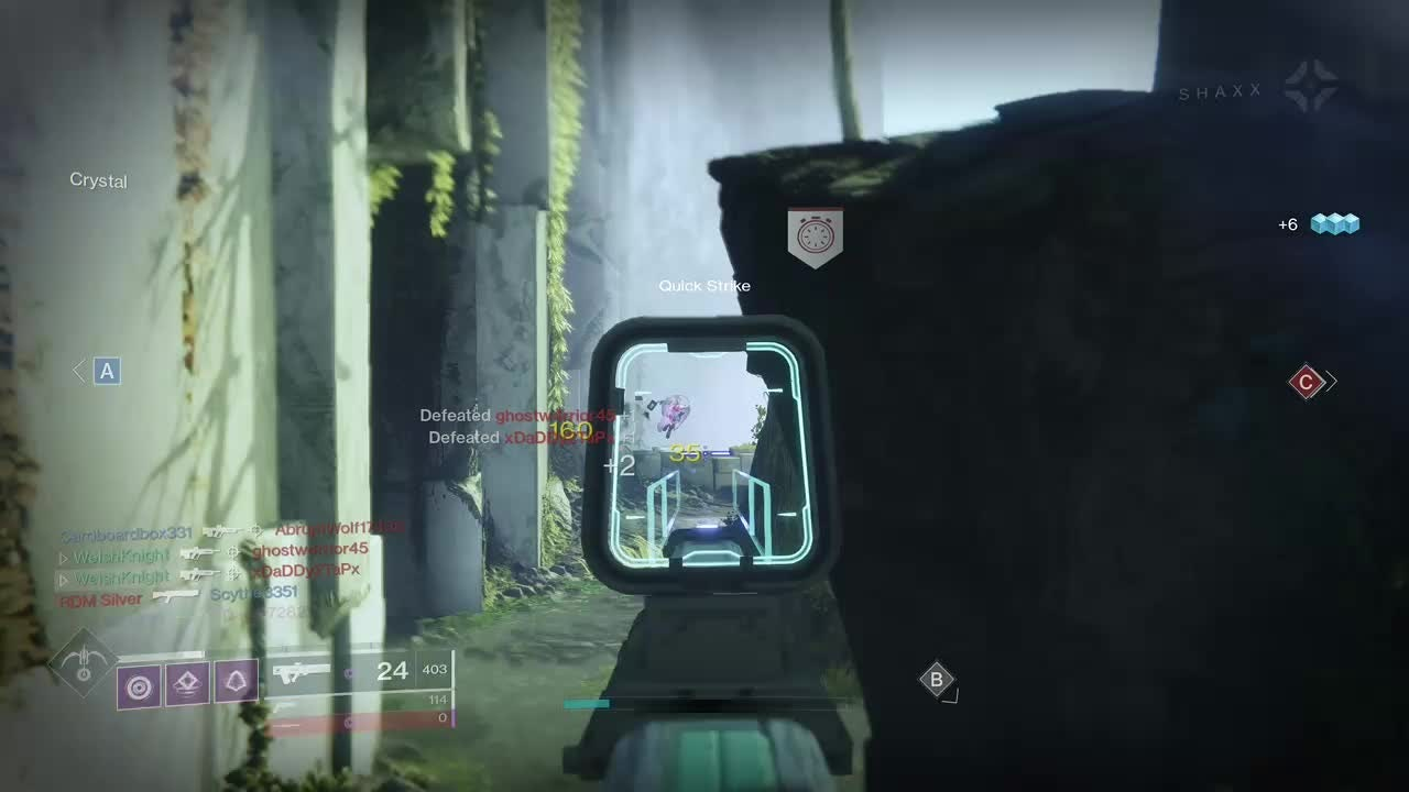 Destiny: General - This is why I love Momentum Control  video cover image 0