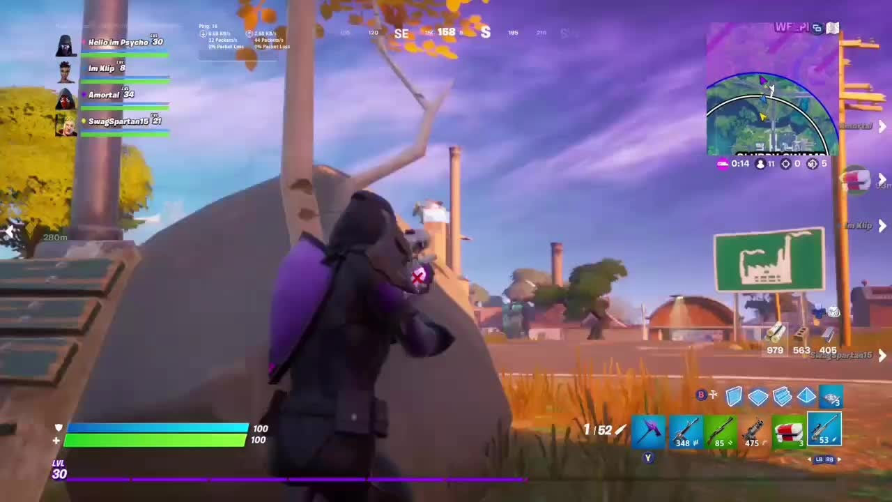 Fortnite: Battle Royale - Yeah, I Hit Those 🎯 video cover image 1