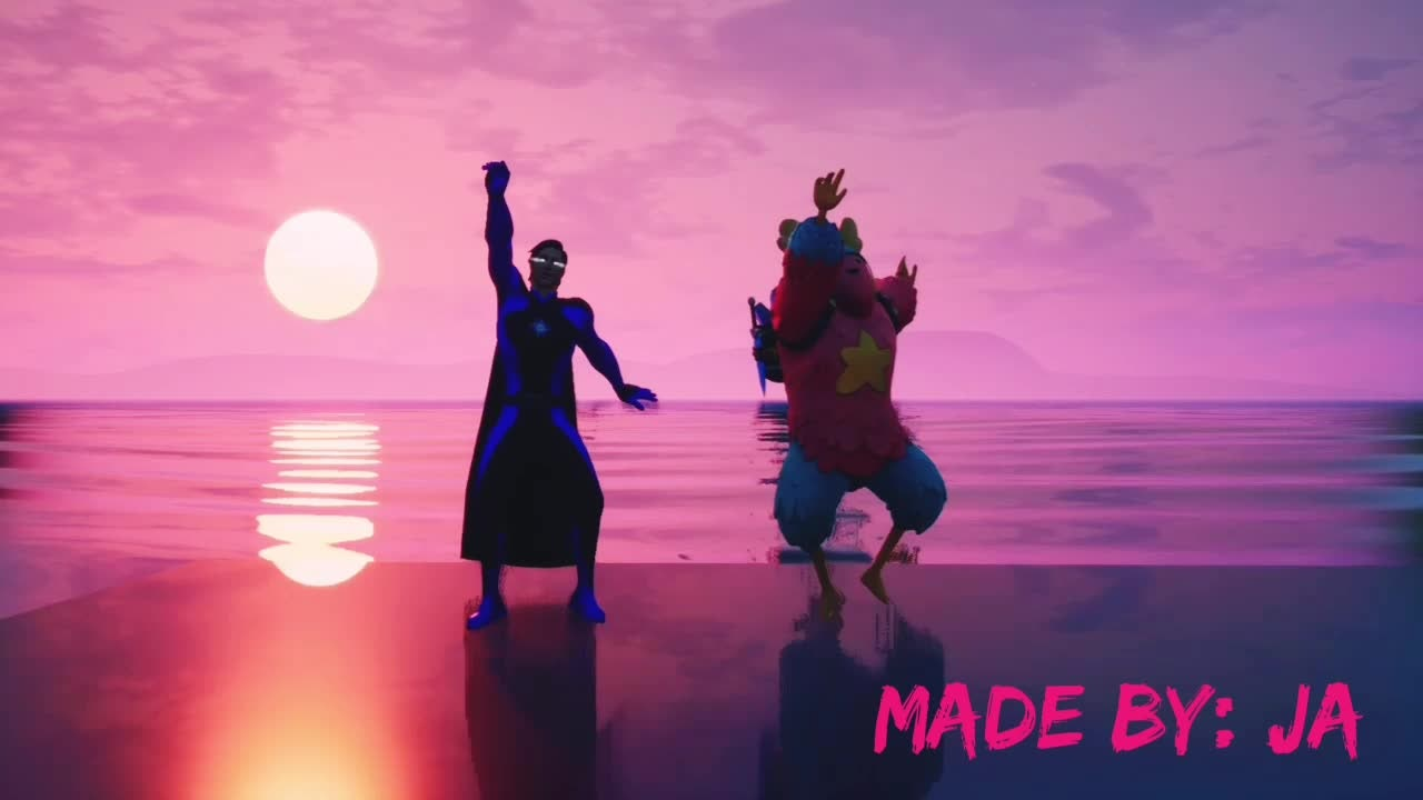 Fortnite: General - This is one of my best creations yet video cover image 1