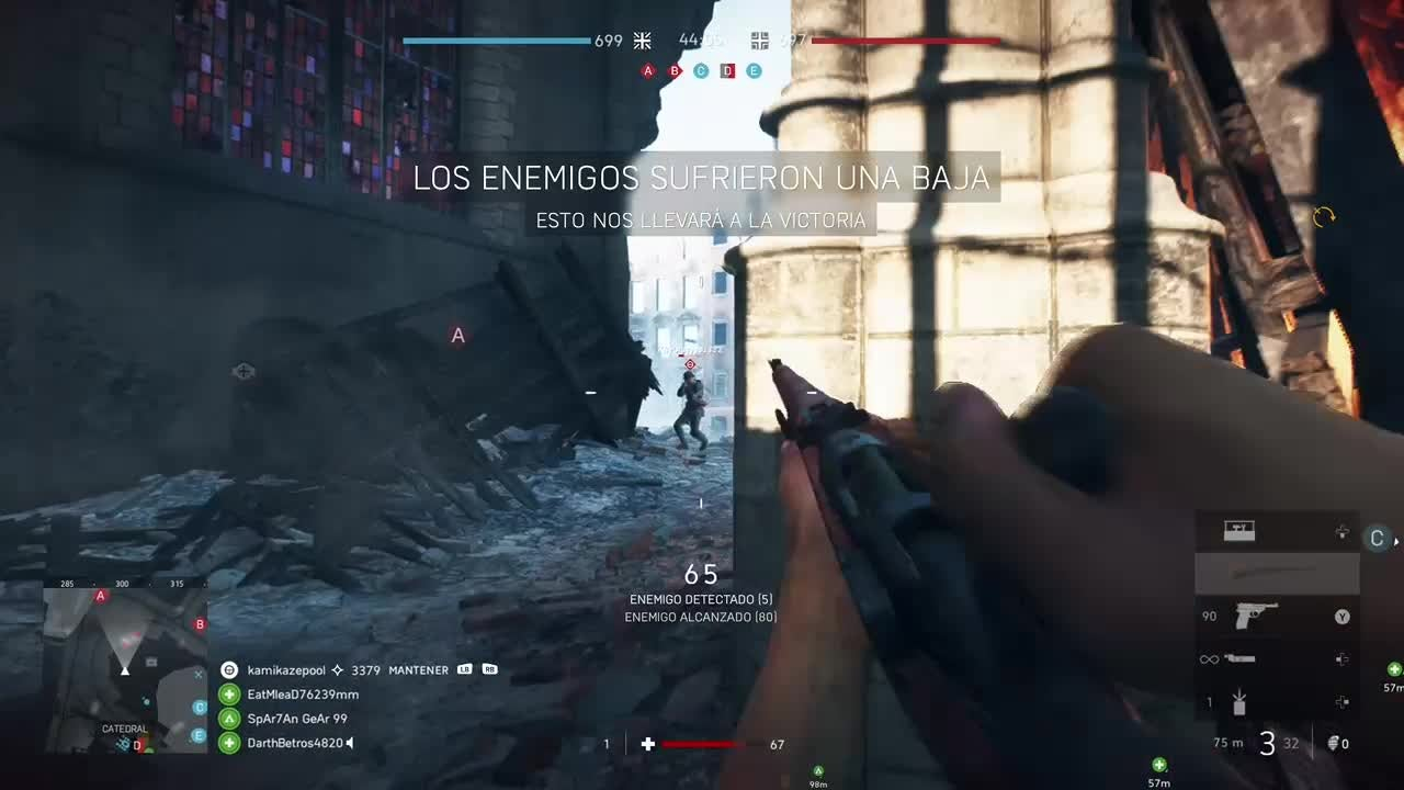 Battlefield: General - Love the snipers in this game ❤ video cover image 1