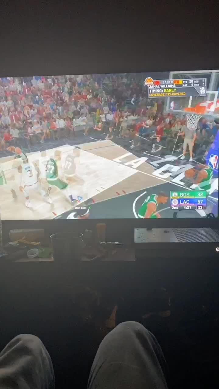 NBA 2K: MyCareer - Too nice video cover image 0