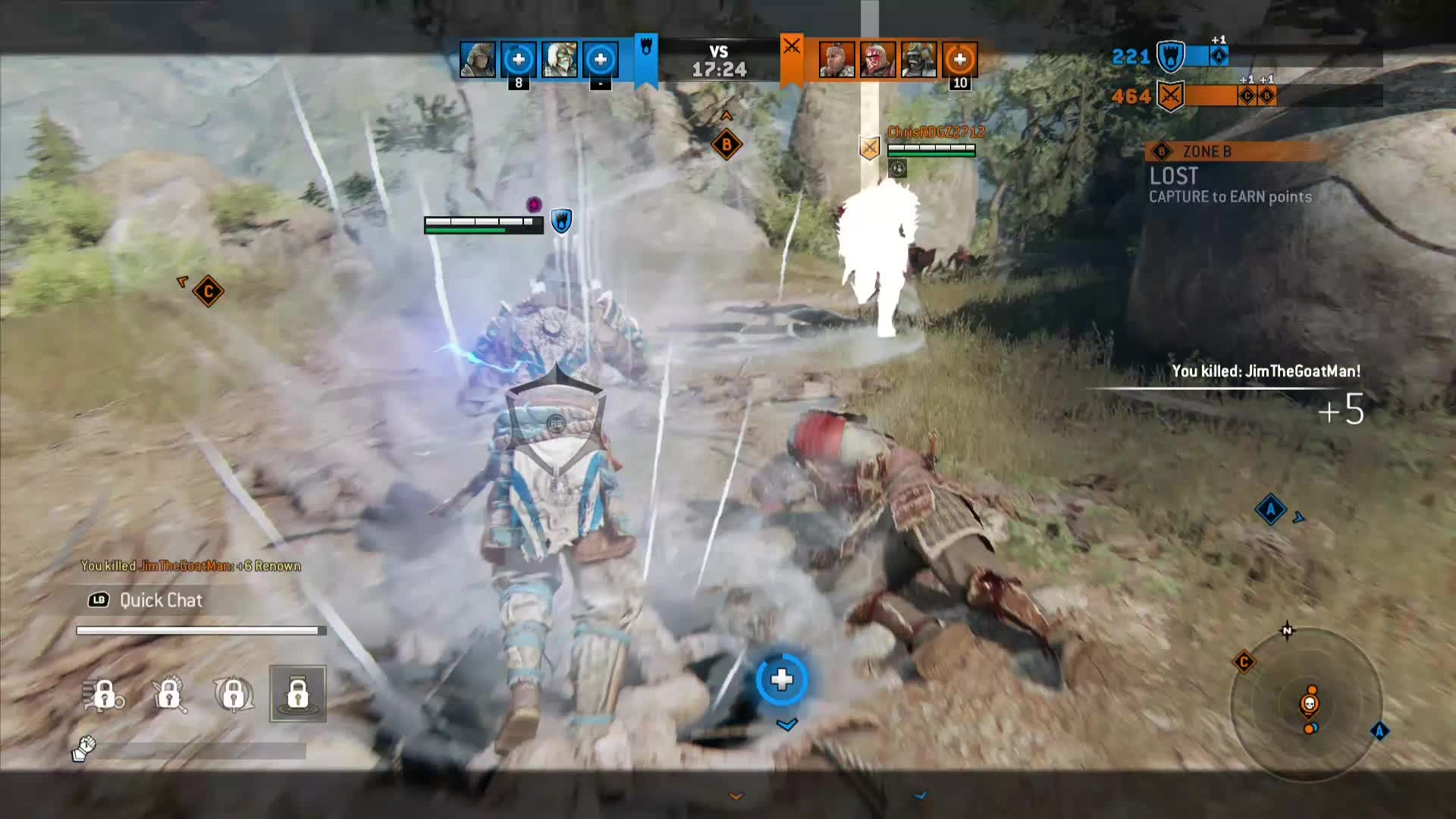 For Honor: General - Making people Rage quit gives me life 😂 video cover image 2