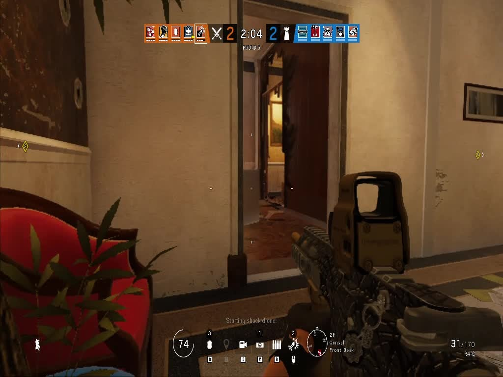 Rainbow Six: General - lil clip video cover image 0