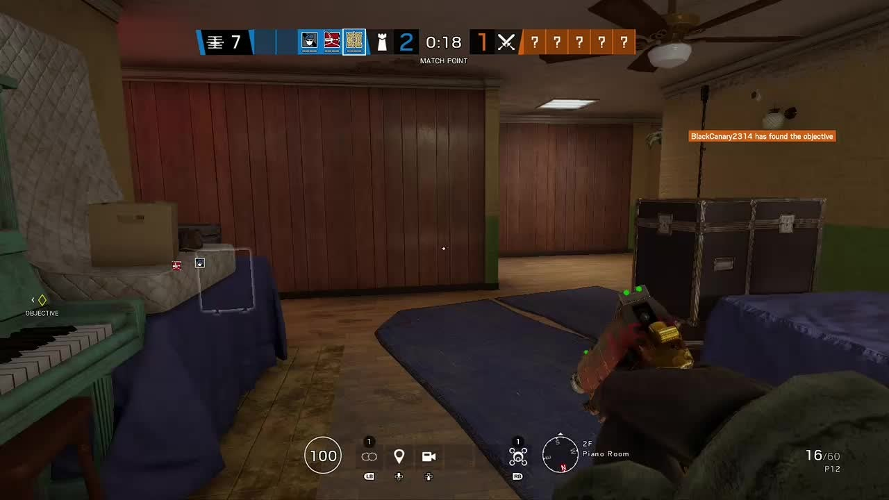 Rainbow Six: General -  😶wow😶 video cover image 0
