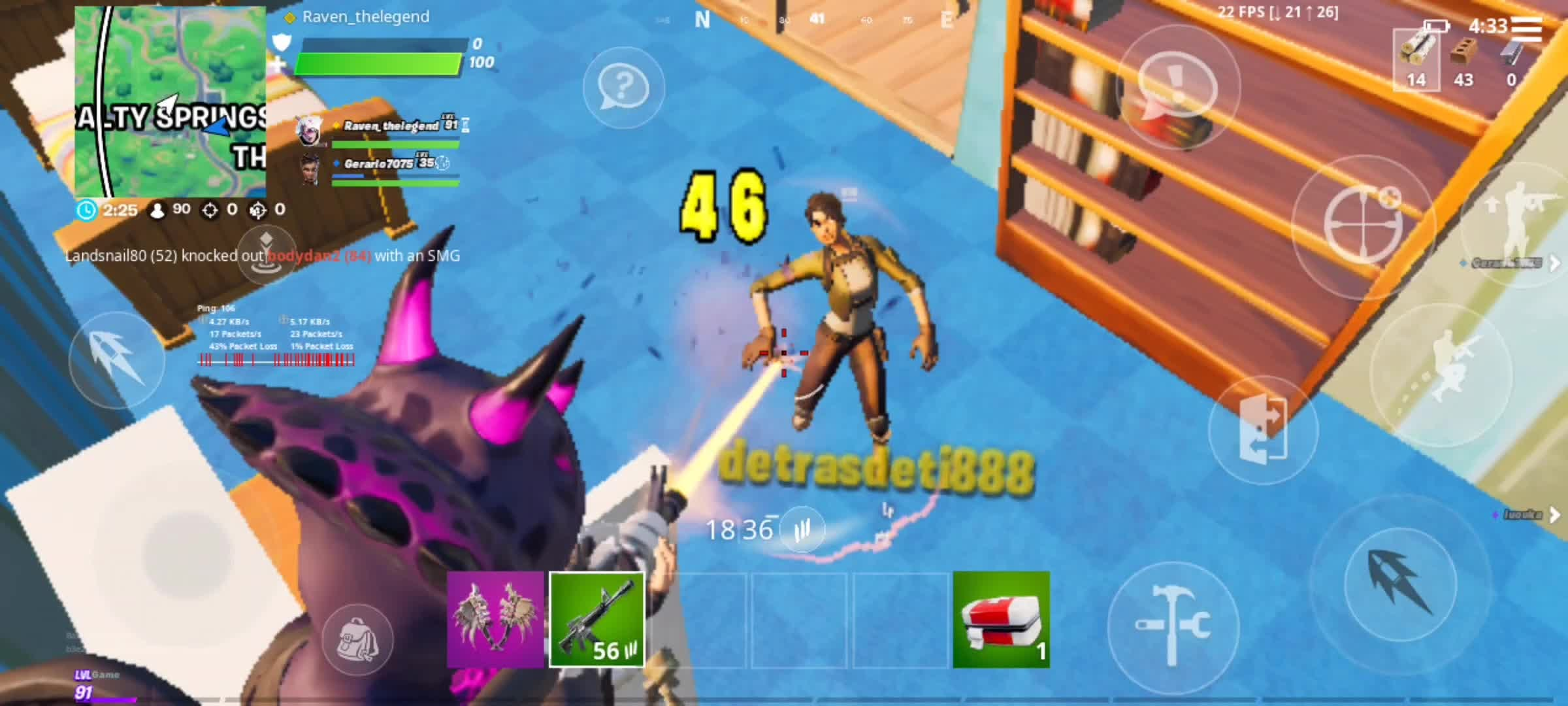 Fortnite: General - Not 2000iq but maybe 500iq video cover image 0