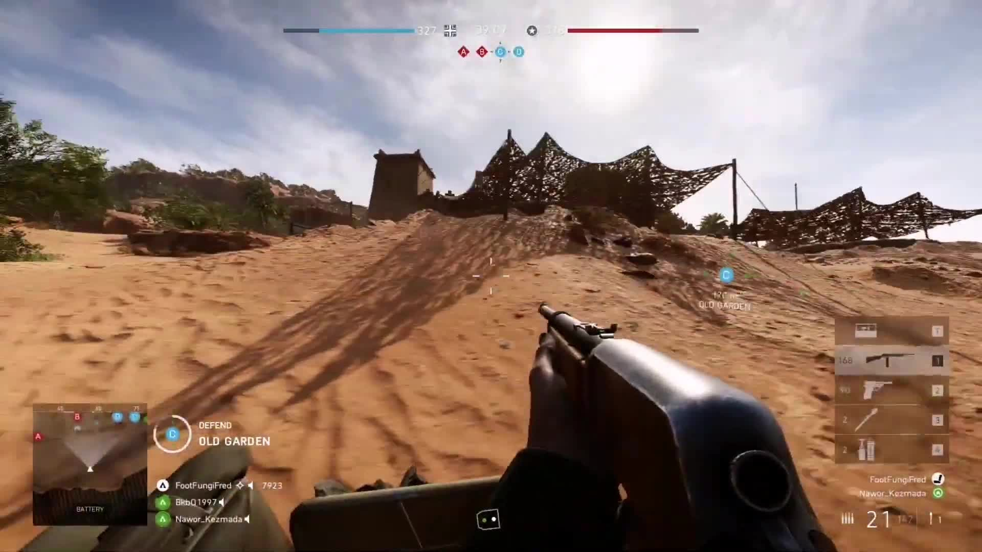 Battlefield: General - Amazing timing...  video cover image 0