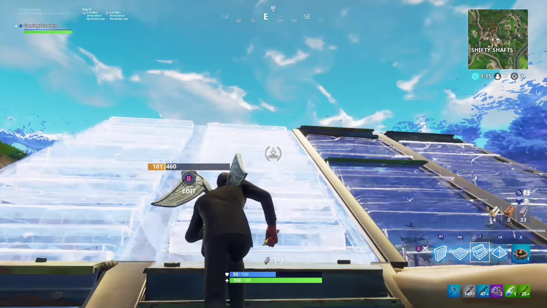 Fortnite: General - Just a clip from 762 days ago! Lol video cover image 0