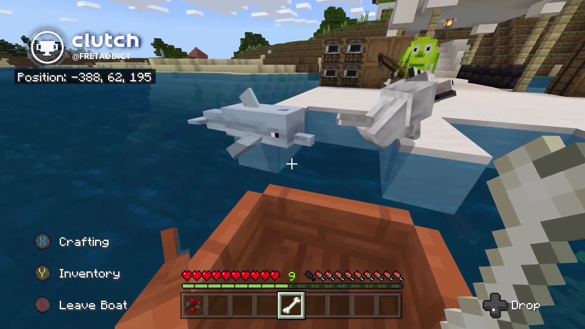 Minecraft: General - This is both horrific and hilarious at the same time video cover image 0