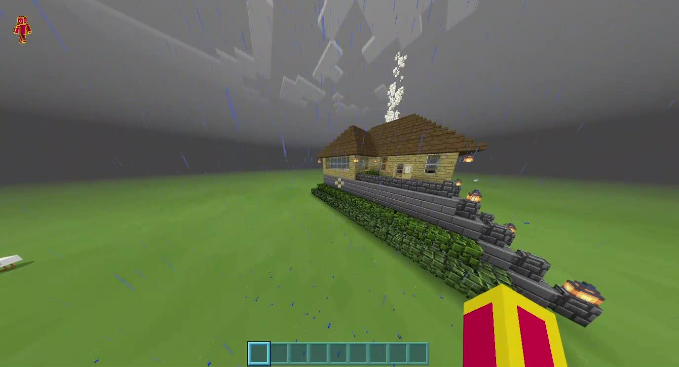Minecraft: General - Re-created a house! video cover image 1