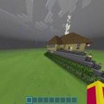 Re-created a house!