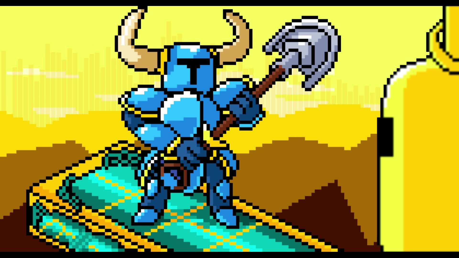 Entertainment: Music - Shovel Knight video cover image 1