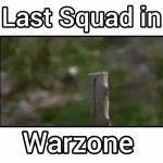 Warzone be like