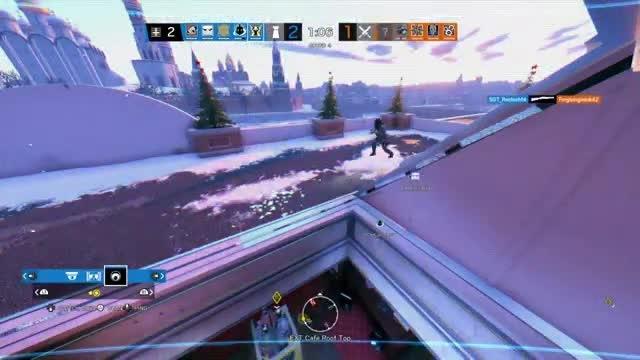 Rainbow Six: General - Insane skylight c4 kill by me! video cover image 1