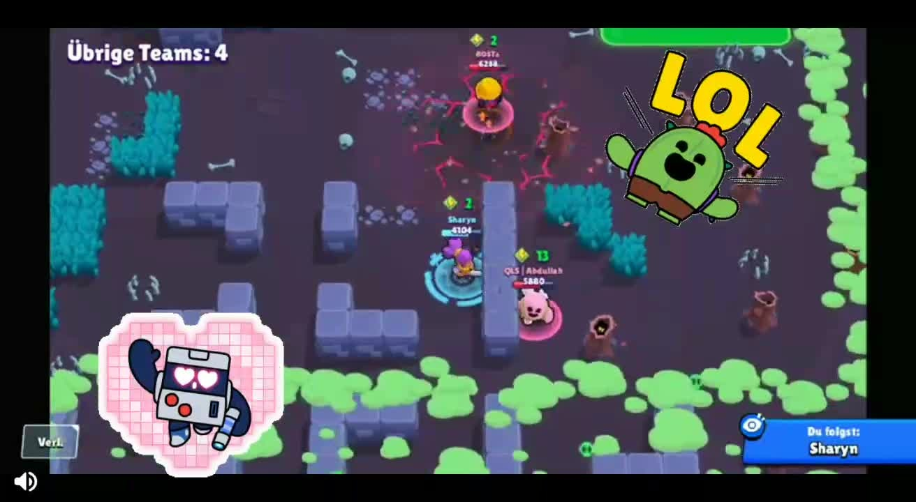 Brawl Stars: General - OMG!!! SHELLY ALMOST DIED! video cover image 0