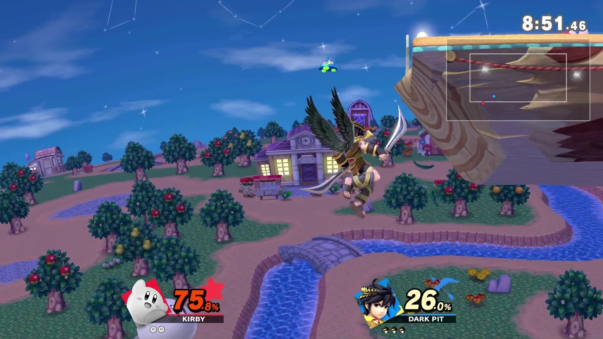 Super Smash Bros: General - Smash Story - Bad Karma video cover image 1