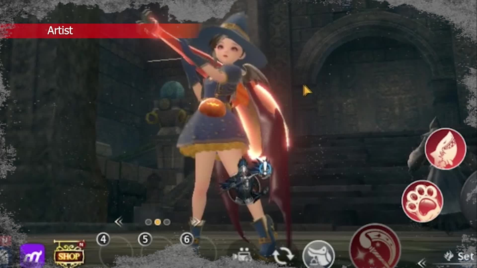 Icarus M: Riders of Icarus: Notice - Trailer: Icarus M Halloween Costumes video cover image 1