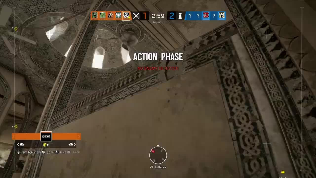 Rainbow Six: General - Tried that one pre-fire spot video cover image 0