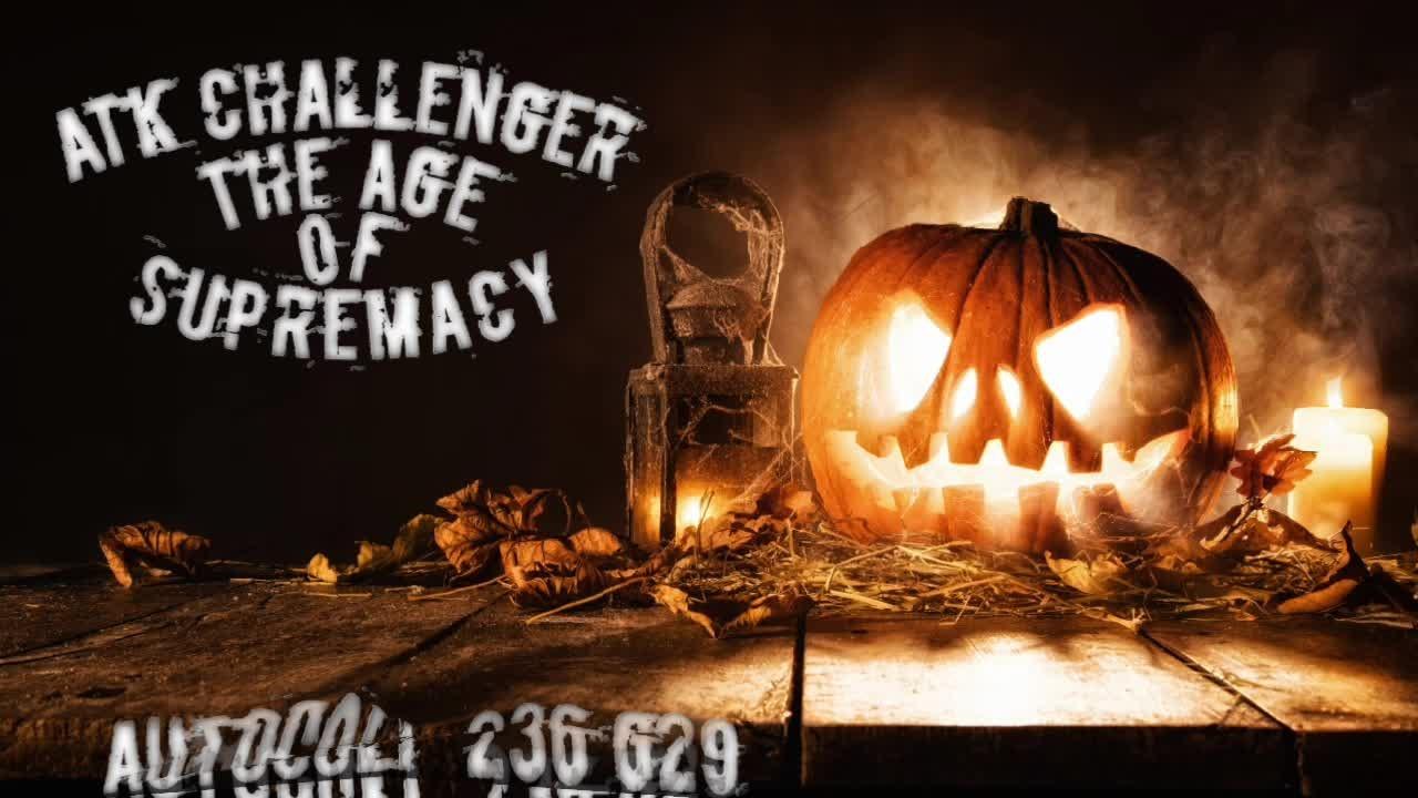 ATK CHALLENGER: Fan Art ♥, Preparing - Happy Halloween video cover image 1