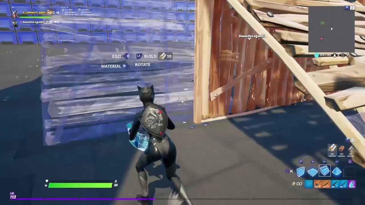 Fortnite: General - First clip! Opinions? video cover image 0