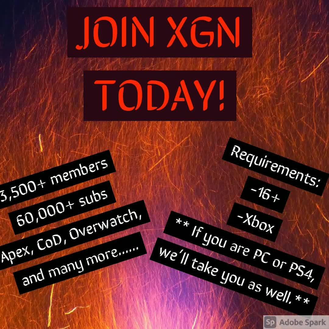 Apex Legends: Promotions - Recruitment! video cover image 1