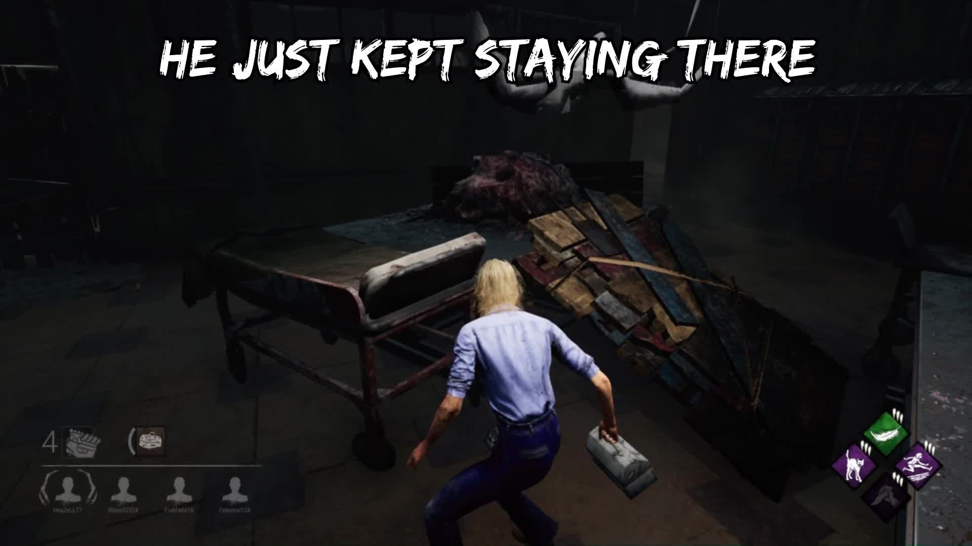 Dead by Daylight: Promotions - Laurie's Toxic, Yet Bizarre Adventure! video cover image 1
