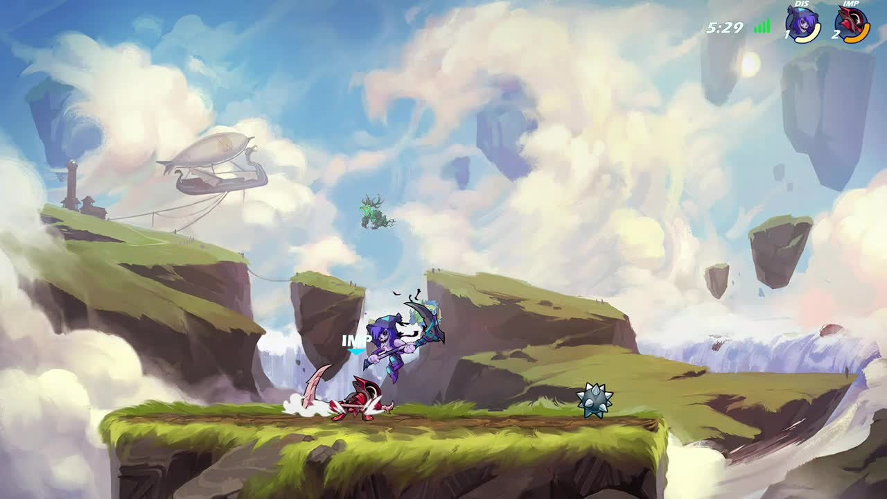 Brawlhalla: General - I was hoping that would kill🤦🏽 video cover image 0