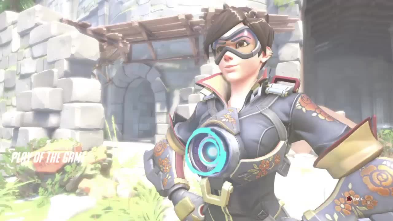 Overwatch: Promotions - I know it's nothing that special, but I just wanted to post at least something as a kickstart! lol video cover image 0
