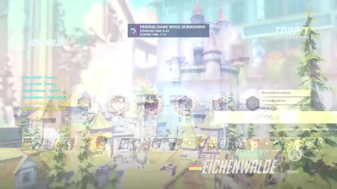 Overwatch: Memes - Don't you just love Overwatch players? 😂  video cover image 0