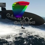 The Newest Collection - The Galaxy Blimp