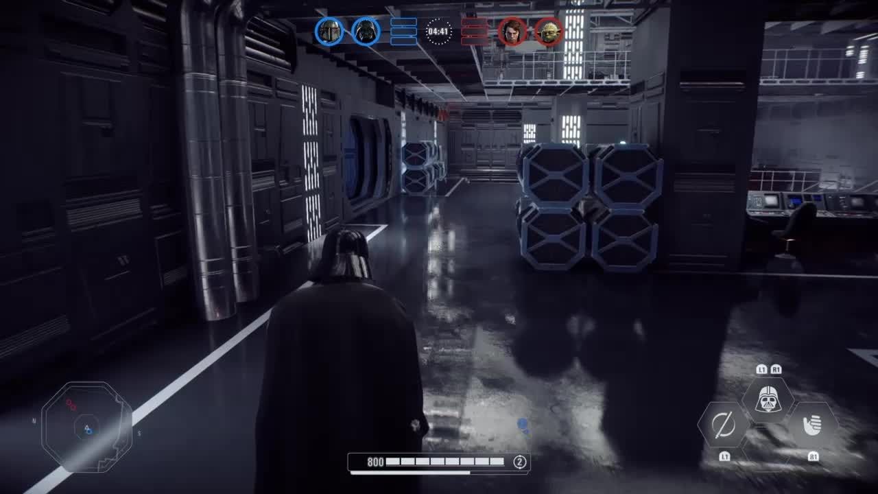 Star Wars: General - Sniping Noobs With Vader video cover image 0