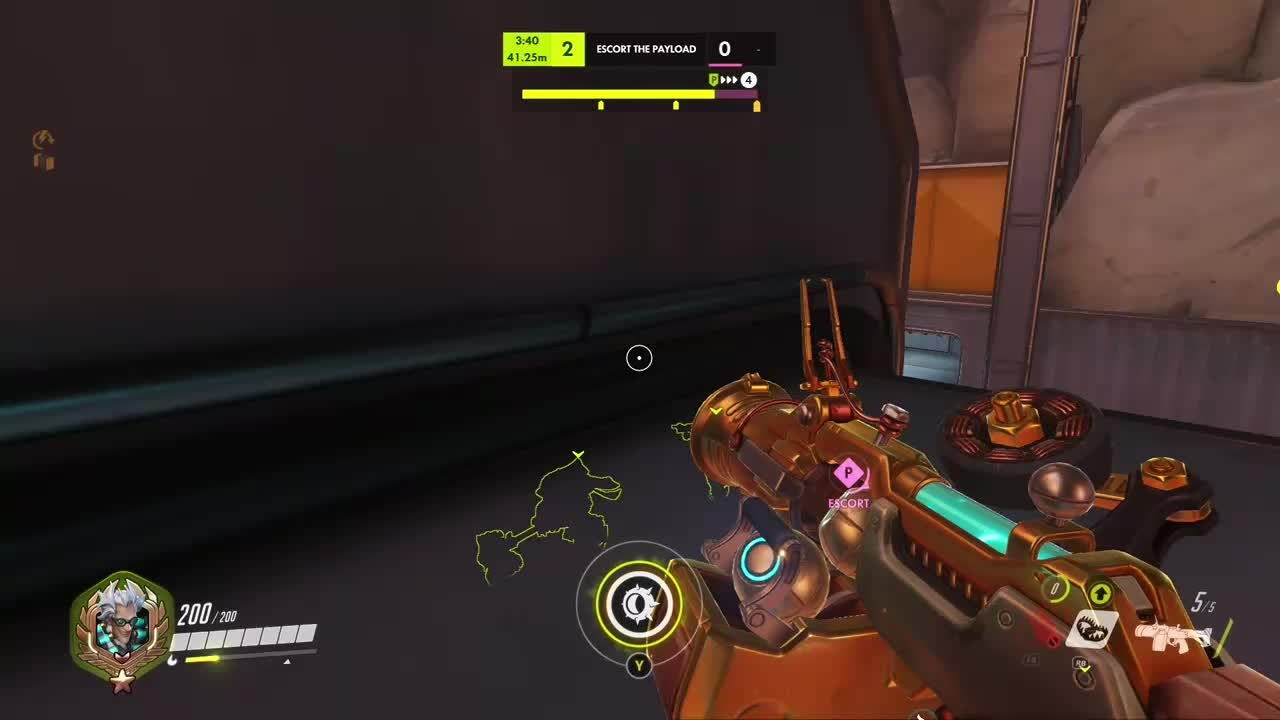 Overwatch: General - Another Junkrat play go sub to Shatterpoint Gaming on YouTube my friends and I are posting soon  video cover image 0