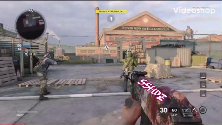 Call of Duty: Memes - ⚡️Lucky Axe Kill⚡️ video cover image 0