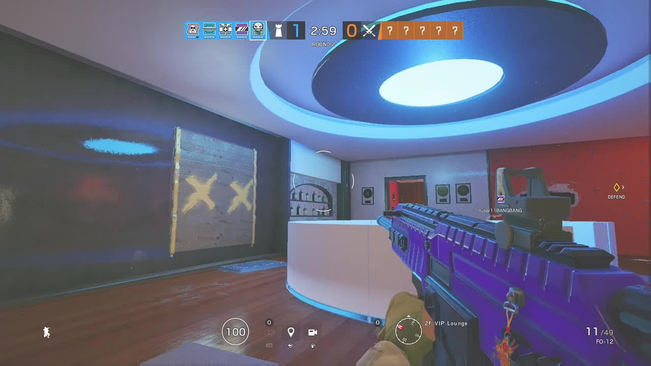 Rainbow Six: General - Shooting fish in a barrel w/ Ela  video cover image 0