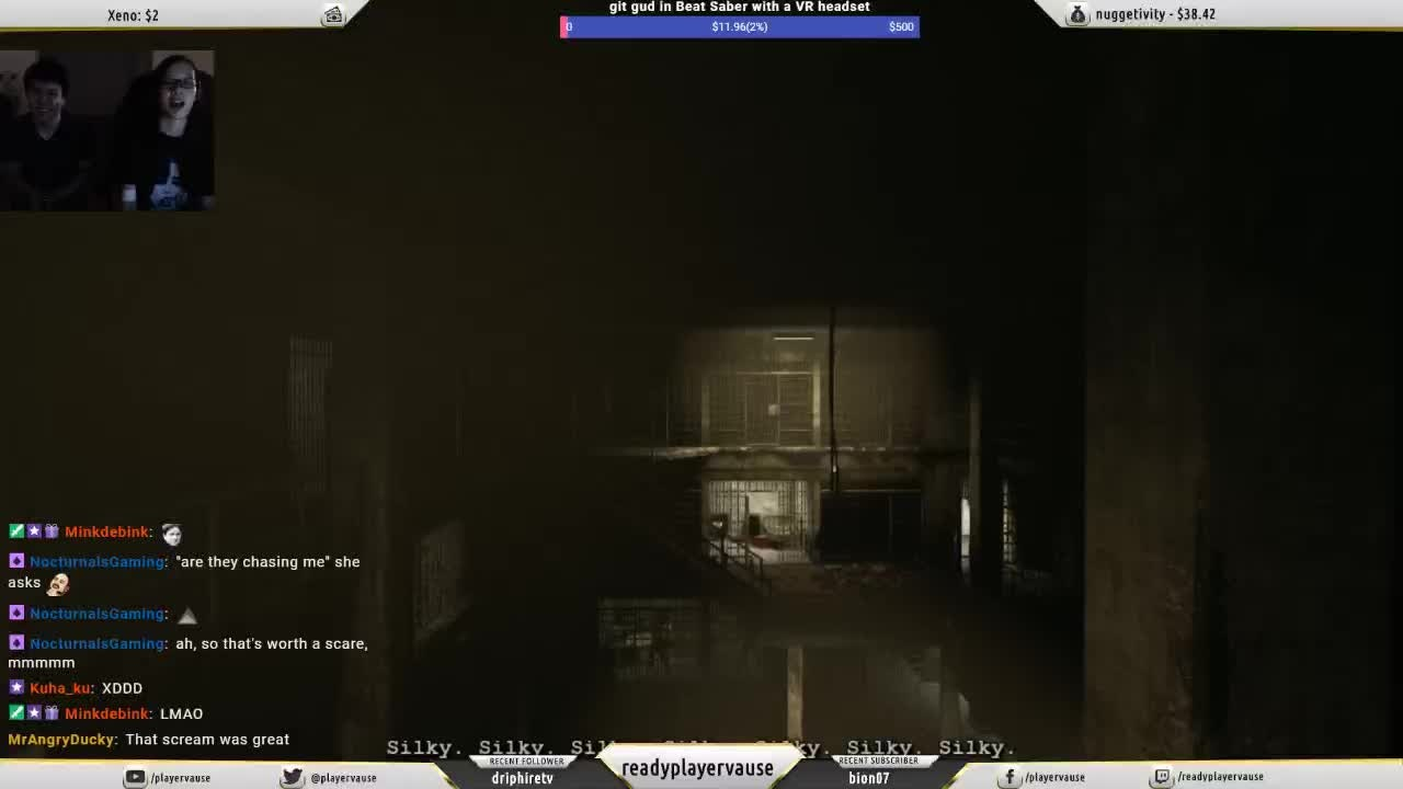 Indie Games: General - His laugh is funnier than the clip | Outlast video cover image 1