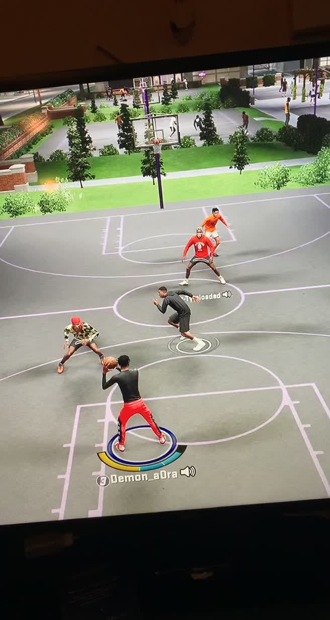 NBA 2K: MyCareer - Add me if you wanna run 2k21 next gen ps5 I'm 92 Pg overall demon_a0ra video cover image 1