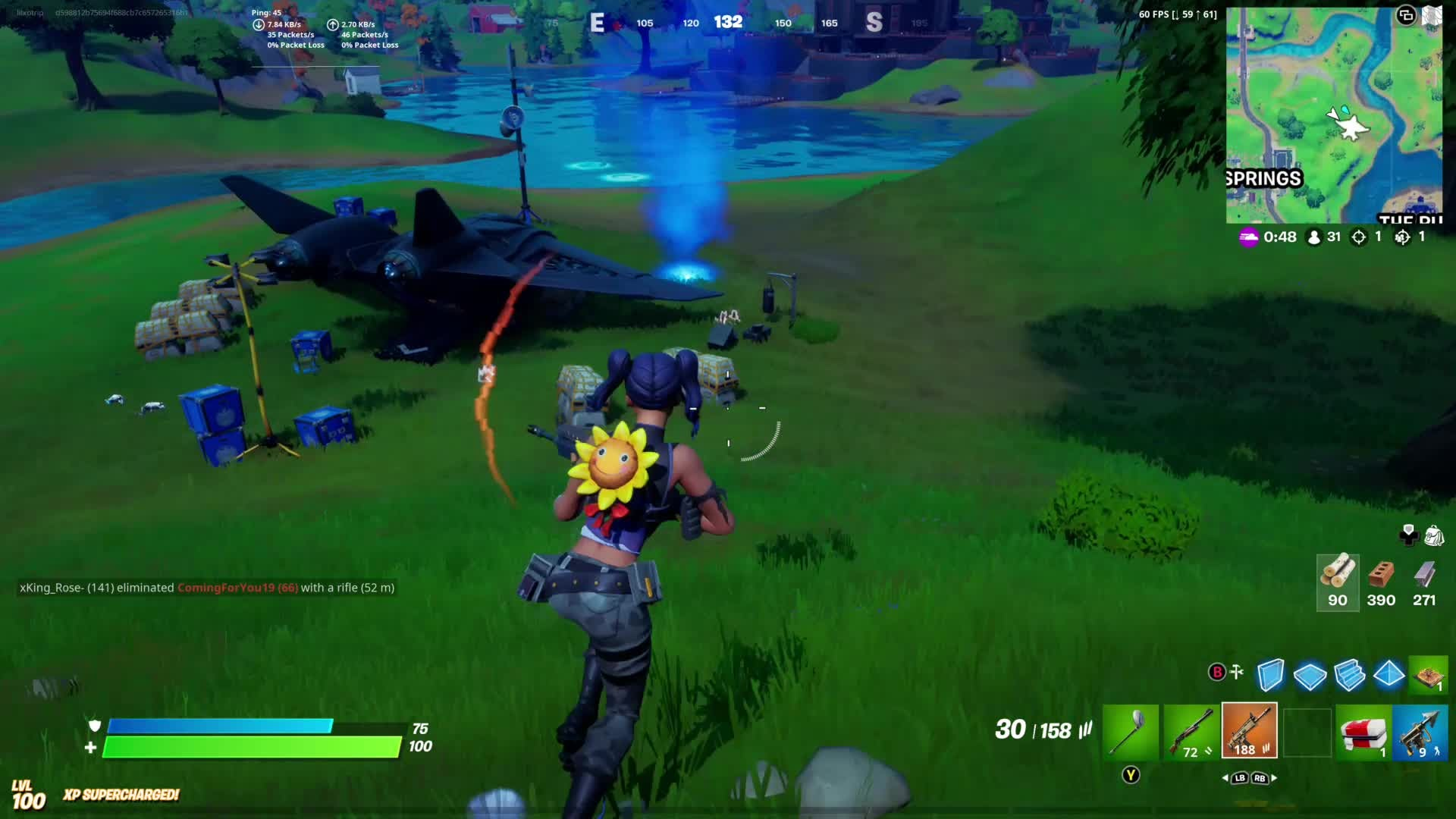 Fortnite: General - just a small clip😎 video cover image 0