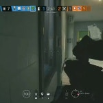 Rainbow lucky headshot