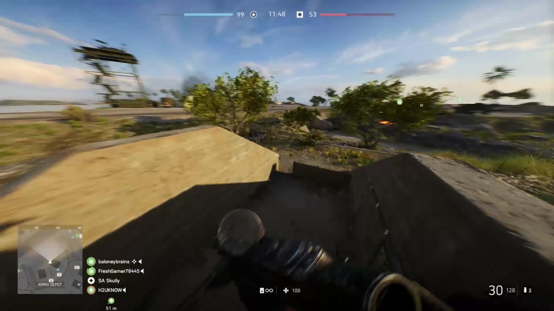 Battlefield: General - TDM video cover image 0